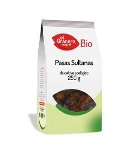 PASAS SULTANAS 250gr. biogran