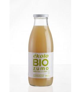 ZUMO PERA y  LIMoN 750ml. ekolo