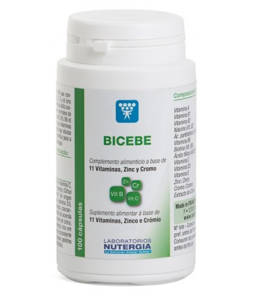BICEBE  100cp. 36.4gr. nutergia