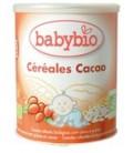 CEREALES CACAO  +8 meses babybio