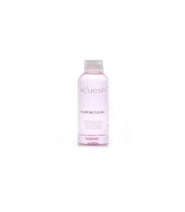 PURE&CLEAN ToNICO FACIAL REVITALIZ. 200ml. kueshi