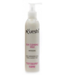 SILK CLEASING MILK ANTIAGING 200ml. kueshi