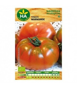SEMILLAS ECOLÓGICAS TOMATE MARMANDE HA