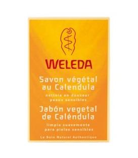 JABoN VEGETAL CALENDULA 100gr. weleda