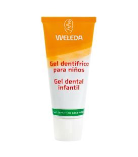 DENTiFRICO GEL NIñOS 50ml. weleda