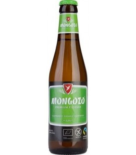 CERVEZA PREMIUM s/GLuTEN 30cl. mongozo