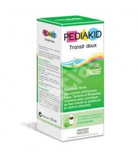 JARABE INFANTIL TRANSITO MANZANA 125ml. pediakid