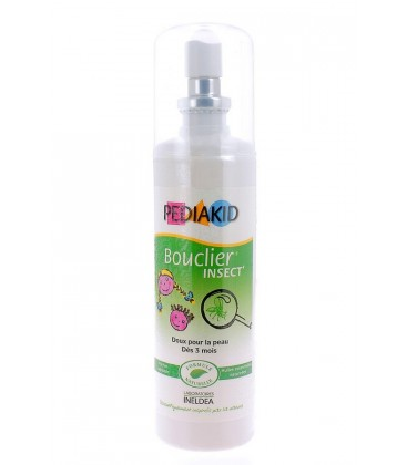 SPRAY REPELENTE INSECTOS 100ml. pediakid