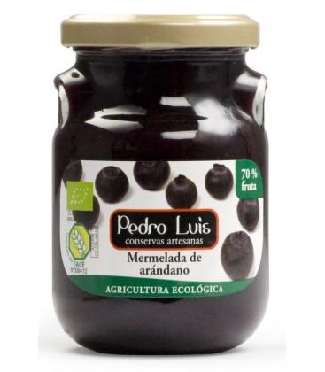 MERMELADA ARaNDANOS  280gr. pedro luis