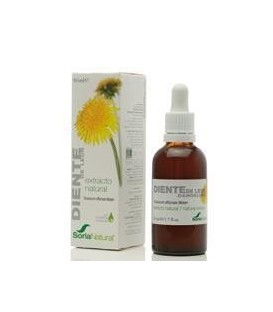 EXTRACTO DIENTE LEoN (depurar) 50ml. soria natural