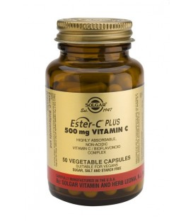 ESTER C (vitamina C) 500mg. 50cp. solgar