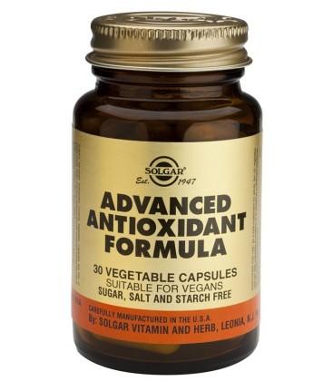 AVANCED ANTIOXIDANT (antiradicales) 60cp. solgar