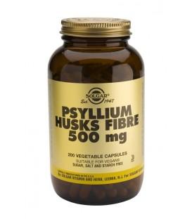 PSYLIUM (fibra estreñimiento) 500mg.200cp. solgar
