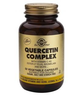 QUERCITINA (alergias) 50cp. solgar