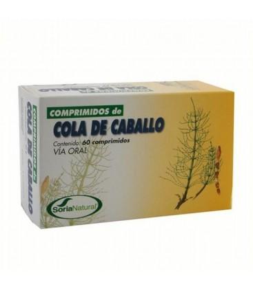COLA CABALLO 60cp. soria natural