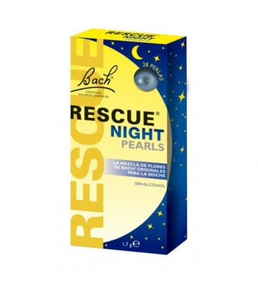 RESCUE NIGHT PERLAS bach