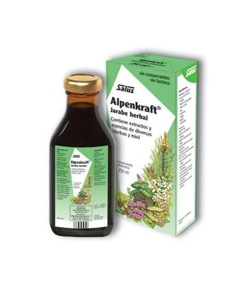 ALPENKRAFT (respiratorio) 250ml. salus