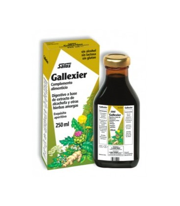 GALLEXIER (detox. higado) 250ml. salus