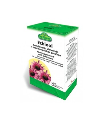 ECHINOL (equinacea) 80cp. dr.dunner