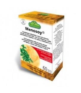MENOSOY (isoflavonas) 60cp. dr.dunner