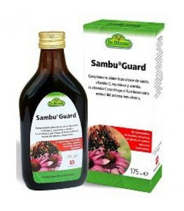 SAMBU GUARD JARABE 175ml. dr.dunner