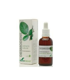EXTRACTO DESMODIUM (higado) 50ml. soria natural