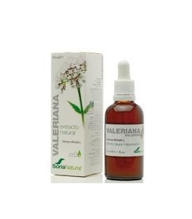 EXTRACTO VALERIANA (sedante) 50 ml. soria natural
