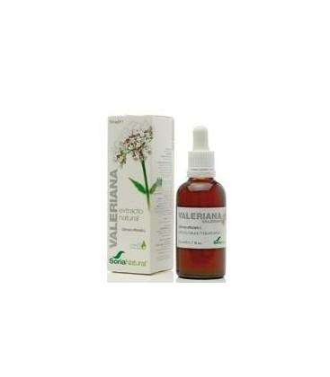 EXTRACTO VALERIANA (sedante) 50 ml. soria natural