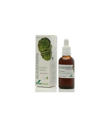 EXTRACTO ALCACHOFA (reductor) 50ml. soria natural