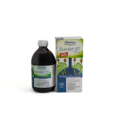 SUNDIET BT PLUS LLANTEN 250ml. dietisa