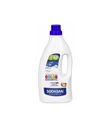 DETERGENTE COLOR SENSITIVE 1.5lt. sodasan
