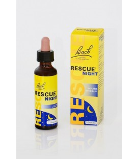 RESCUE REMEDY NIGHT gotas 20ml. bach