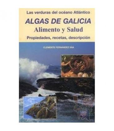 libro ALGAS GALICIA algamar