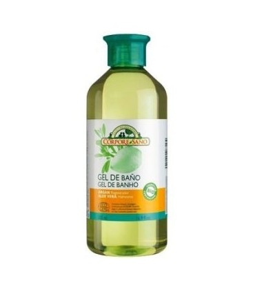 GEL DUCHA ARGaN y ALOE 500ml. corpore sano
