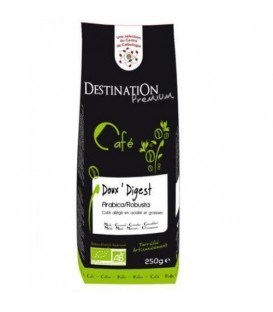 CAFE DESCAFEINADO MOLIDO 250gr. destination