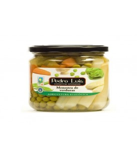 MENESTRA VERDURAS EXTRA 370gr. pedro luis