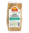 SEMILLAS LINO DORADO 500gr. biogra