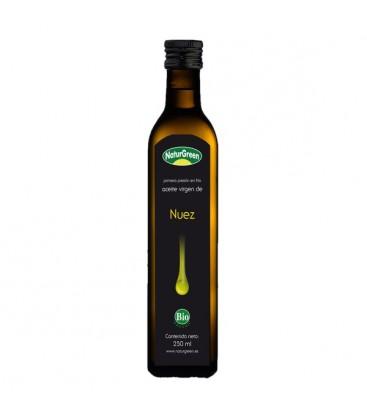 ACEITE NUEZ V.E. 250ml. naturgreen