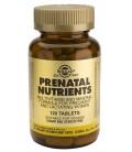 NUTRIENTES PRENATALES (y lactancia) 60cp. solgar