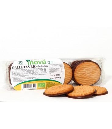 GALLETAS MARiA CHOCOLATE s/GLuTEN 200gr. inova