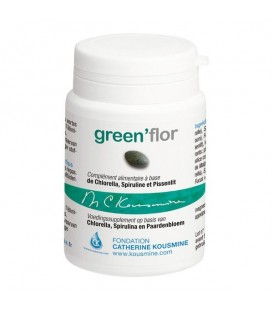 GREEN FLOR 90cp. nutergia