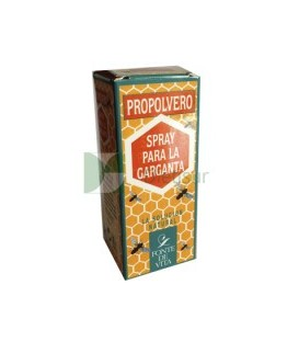 SPRAY PROPoLEO GARGANTA 20ml. fontevita