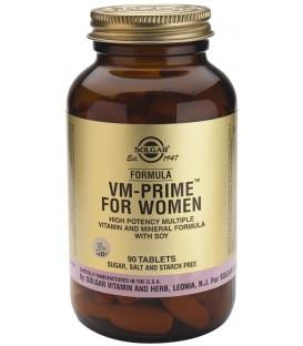 VM-PRIME FOR WOMEN (menopausia) 90cp. solgar