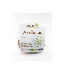 AVELLANAS CRUDAS 200gr. salud viva