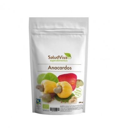 ANACARDOS CRUDOS 200gr. salud viva