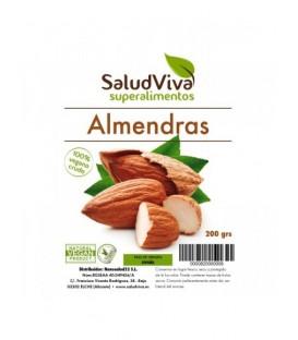 ALMENDRA CRUDA (marcona)  200gr. salud viva