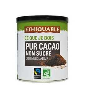 CACAO PURO s/azucar 200gr. ethiquable
