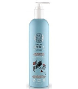 GEL DUCHA VITAMINAS 400ml. natura siberica