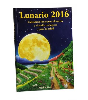 libro LUNARIO 2017