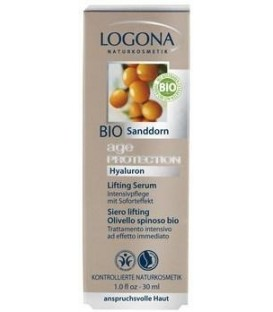 SERUM LIFTING AGE PROTECTION 30ml. logona